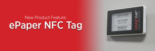 New Product Feature: ePaper NFC Tag